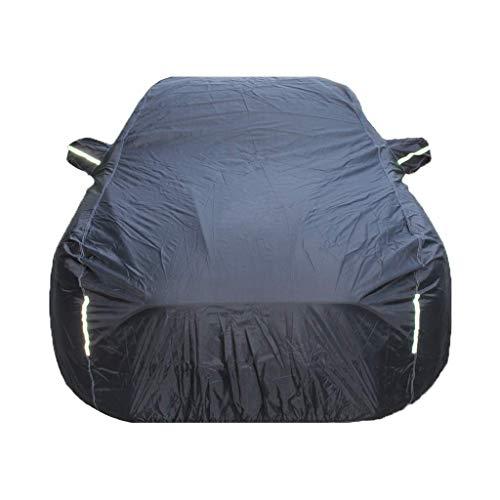 WSJCar Covers Kompatibel mit Jaguar XE XF XJ S-TYP I-PACE F-PACE F-TYP XK XLE XFL E-PACE Stretch-Baumwolle Innenraum Staubdicht Kratzfest Car-Cover-Jacken Schutzkleidung -