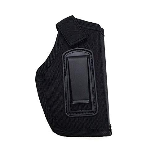 Peanutaod Outdoor-Jagdtaschen Tactical Pistol Verdecktes Gürtelholster für die rechte und Linke Hand Alle kompakten Subcompact-Pistolen -