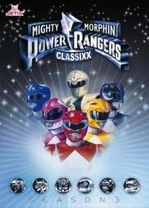 Power Rangers - Mighty Morphin Power Rangers: Season 3 (6 DVDs)