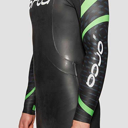 Sonar Wetsuit Neoprenanzug, schwarz/grün - 6