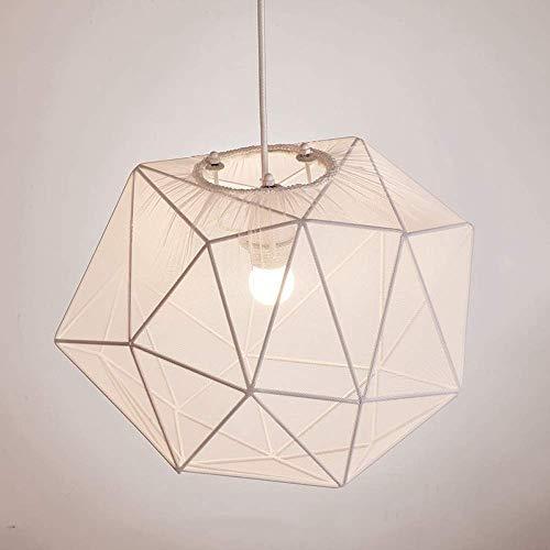 Raelf Candelabro nórdico moderno techo lámpara suspensión