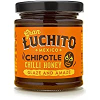 Gran Luchito Smoked Chilli Honey - 250g