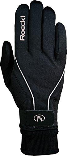 Roeckl Langlaufhandschuhe schwarz 8