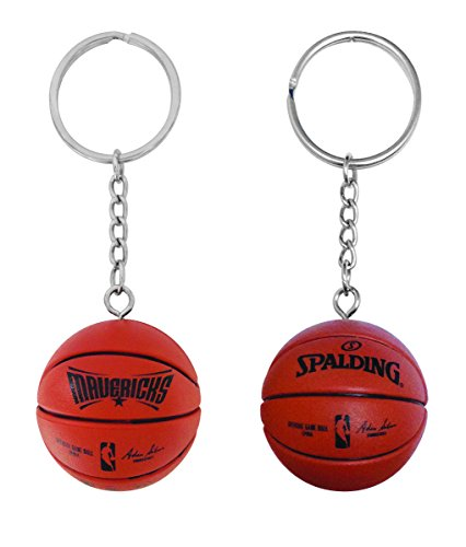 Basketball Key Tag (Dallas Mavericks)