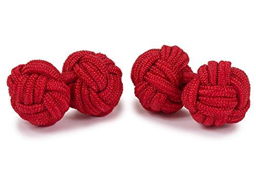 SoloGemelos - Gemelos Bola Elasticos - Rojo - Hombres