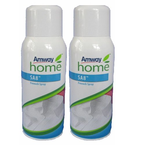 amway-2-x-400-ml-amway-sa8-pre-wash-stain-remover-spray-removes-oil-butter-sauces-grease-stains