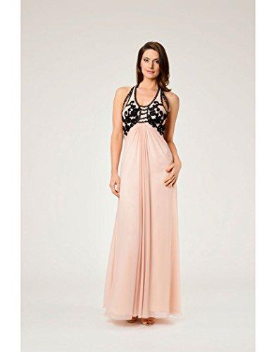 Dynasty Aurea da donna, colore: nero e rosa, per scialle, abito senza 1012668 Blush & Black 38