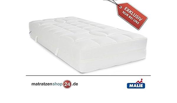 Amazon Sleepmaxx XXL Taschenfederkern Matratze 90x200