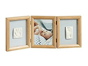 Baby Art My Baby Touch 2 Print Frame (Honey)