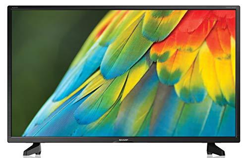 SHARP LC-32HI3422E, HD Ready LED TV 81 cm (32 Zoll), Active Motion 100, Triple Tuner Sharp Hd Ready Tv