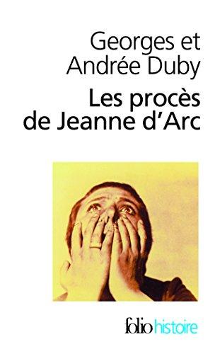Les Procs de Jeanne d'Arc