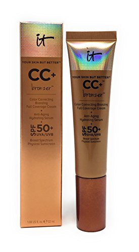 It Cosmetics Your Skin But Better CC+ Cream BRONZER SPF 50+ by N/A