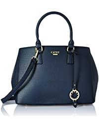 3403e0020ab4 Cathy London Synthetic Leather Women s Handbag - Blue (Cathy-156)