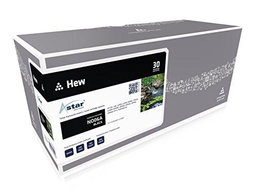Astar AS10009 Toner kompatibel zu HP NO06A C3906A, 2500 Seiten, schwarz -