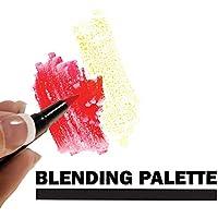 Tombow Paleta de mezclas y cuadro de colores, color blanco