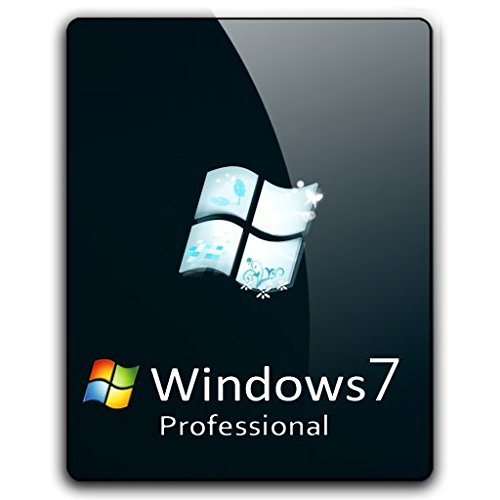 r2digital - MICROSOFT WINDOWS 7 PROFESSIONAL ESD ITALIA con ADESIVO versione FULL PRO 32 64 BIT LICENZA OEM STICKER SOFTWARE ORIGINALE con OMAGGIO DVD