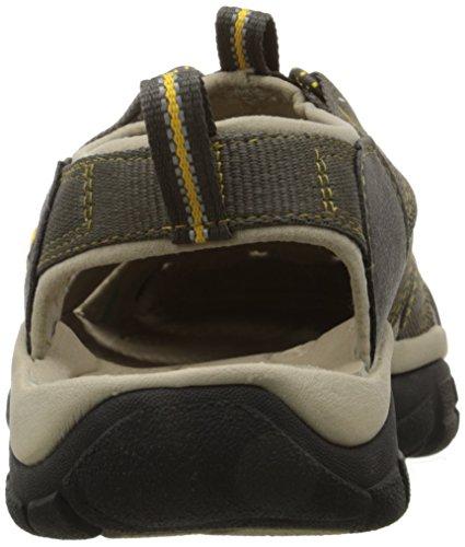Castanhos Sandálias Trekking H2 amp; Carregadores raven Alumínio De Newport Caminha Aguçados Homens pS5wzXqqx