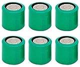 #5: 6 pcs CR13N Bulk 3V Lithium Battery Compatible with CR1/3N DL1/3N 1/3N K58L 2LR76 CR11108 72L76 KL1/3