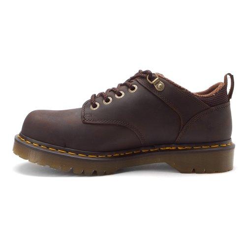 Dr. Martens Air Wair Ashridge SD Cuir Chaussures de Travail brown