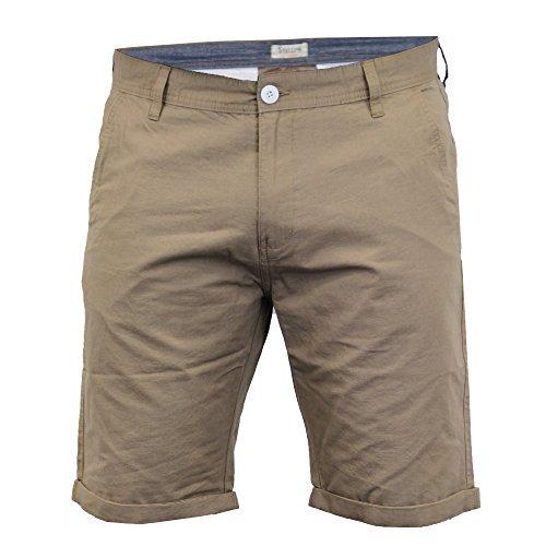 Hommes Roulé Coton Short Chino FSA