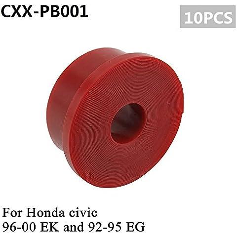 sypure £ ¨ TM £ © motore Swap supporto per inserti Kit di Ricambio per poliuretano per Honda Civic 96–00Ek e 92–95EG cxx-pb001