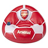 Footie Gifts Arsenal Fc Inflatable Chair