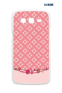 Lorem Back Cover For Samsung Galaxy Grand 2 Duos (G7106)-Multicolor-L13686