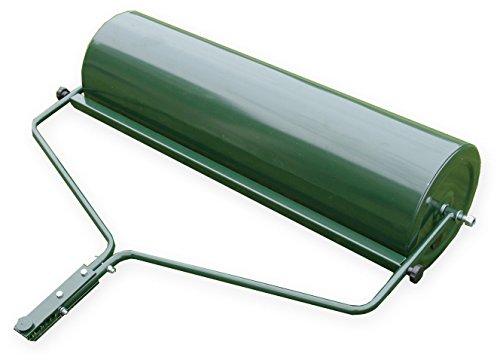 Unbekannt Gartenwalze Rasenwalze Rasenlüfter Handwalze Rasentraktor 102 cm grün von rg-vertrieb