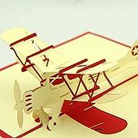 BC Worldwide Ltd handmade 3D pop up card birthday greeting,wedding anniversary,Valentines day,father