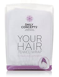 Daily Concepts DC21 Your Hair Towel Wrap