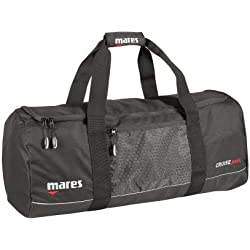 Mares Adultes Tapis Bag Cruise Piscine, Noir, BX, 415511