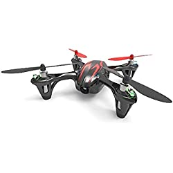 DRONE H107C Hubsan X4Mini Quadcopter UFO Appareil photo - Black+Red