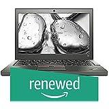 (Renewed) Lenovo Thinkpad X250 12.5-inch Laptop (I5-5200U/4GB/1TB/Window 8/Integrated Graphics), Black