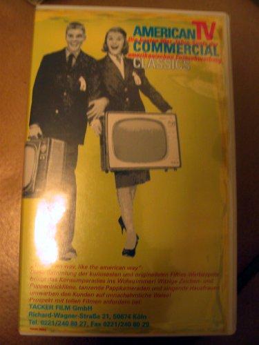 American TV Commercial Classics - Die besten 50er Jahre-Spots der amerikanischen Fernsehwerbung