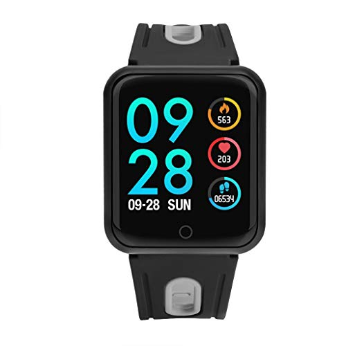 Fitness Tracker, Webla Smartwatch P68 Android/Ios Smart Fitness Uhr Bluetooth Smart Watch Sport Armband Schrittzähler Gesundheit Schlaf Monitor Wasserdicht Bluetooth 2 Palette