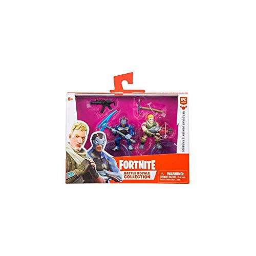 Fortnite Battle Royale Collection Sergeant Jonesy & Carbide Royale Collection