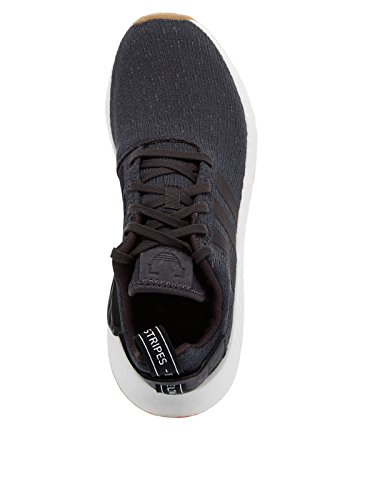 adidas Herren NMD_r2 Gymnastikschuhe Schwarz (Utility Black/utility Black)