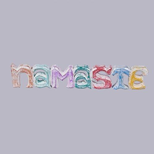 KOH DECO Déco Murale Namaste - Rainbow