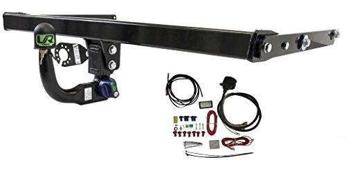 Attelage Démontable Vertical avec 13 broches C2 Kit UT450COR25ZVMM/WU403FR2
