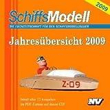 SchiffsModell, Jahresübersicht 2009, CD-ROM Die Fachzeitschrift für den Schiffsmodellbauer. Inhalt aller 12 Ausgaben im PDF-Format