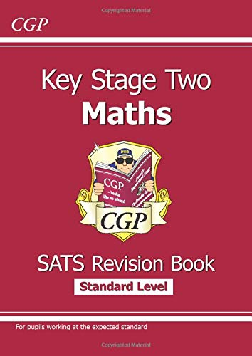 KS2 Maths Targeted SATs Revision Book - Standard Level (for the 2019 tests)