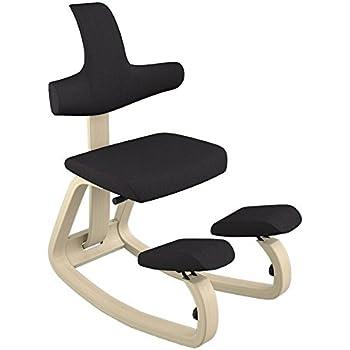 Sedia ergonomica con schienale cinius nera - Sedia ergonomica cinius ...