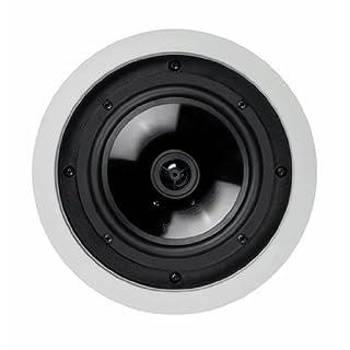Magnat Interior ICP 62 | Wand- und Deckeneinbaulautsprecher | Installation im Handumdrehen | max. 120 Watt | 1 Stück - weiß