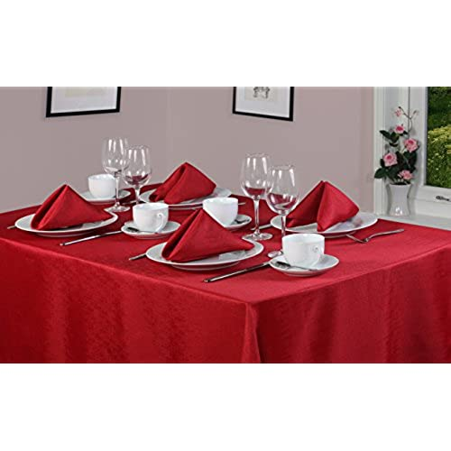 41e1ZCsV95L._US500_.jpg  sc 1 st  Amazon UK & Christmas Table Cloth Sets: Amazon.co.uk