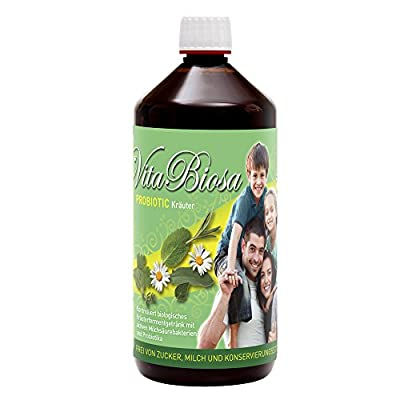 Mera 1 Liter BIO Vita Biosa, Probiotic, Kräutersaft