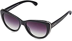 joe black Gradient Cat Eye Womens Sunglasses - (JB-820-C1P|56|Purple Color)