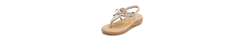 JITIAN - Zapatillas de Senderismo de Material Sintético Mujer -