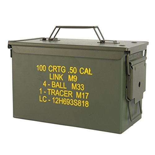 Caja de municiones de Estados Unidos Munición Caja M2A1