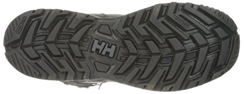 Helly Hansen - W Gandberg, Scarpe antinfortunistiche Donna Nero (Black/Charcoal/Black)