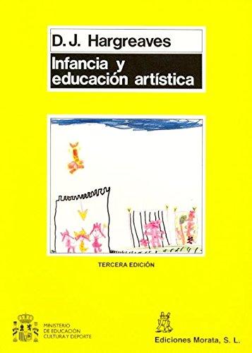 Infancia y educación artística (Coedición Ministerio de Educación)